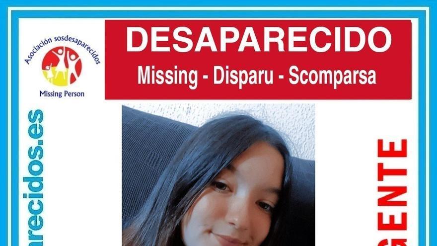 Buscan a una menor de 12 años desaparecida desde este domingo