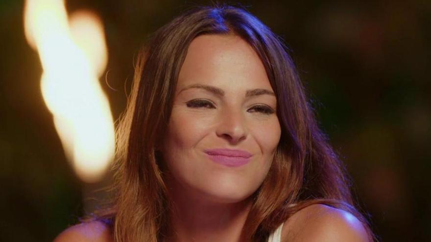 Marta 'estalla' al ver a Lester besando a Patricia en 'La isla de las tentaciones'