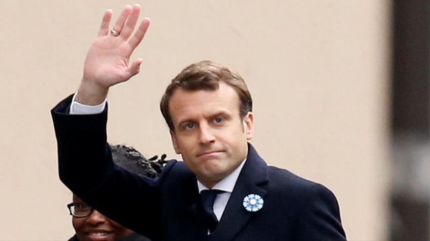 La formación de Gobierno, primer hito para Macron