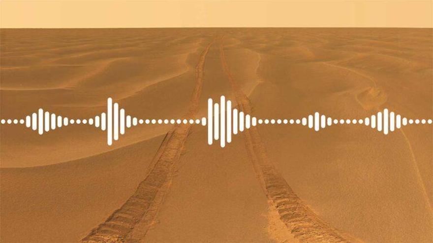Pronto escucharemos los primeros sonidos de Marte
