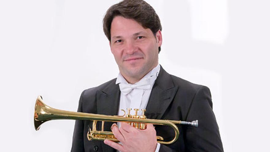 Raúl Junquera, trompeta