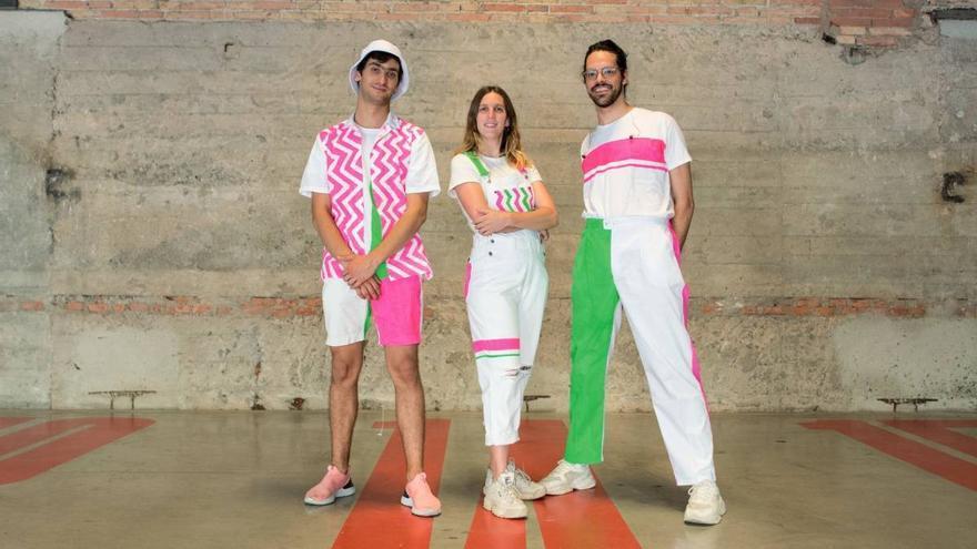 El grup olesà Lal'Ba, finalista del Sona 9