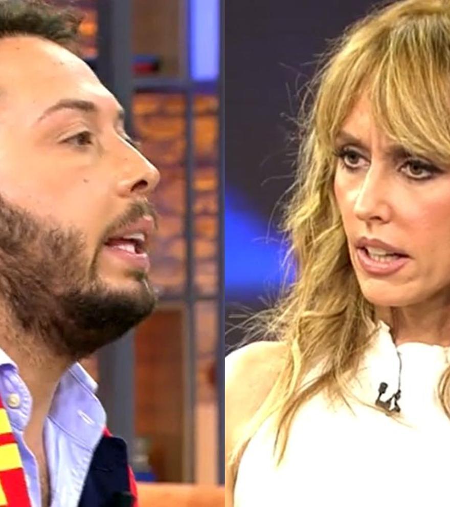 """Avilés se lleva un nuevo corte de Emma García: """"No sabemos por qué estás aquí"""""""
