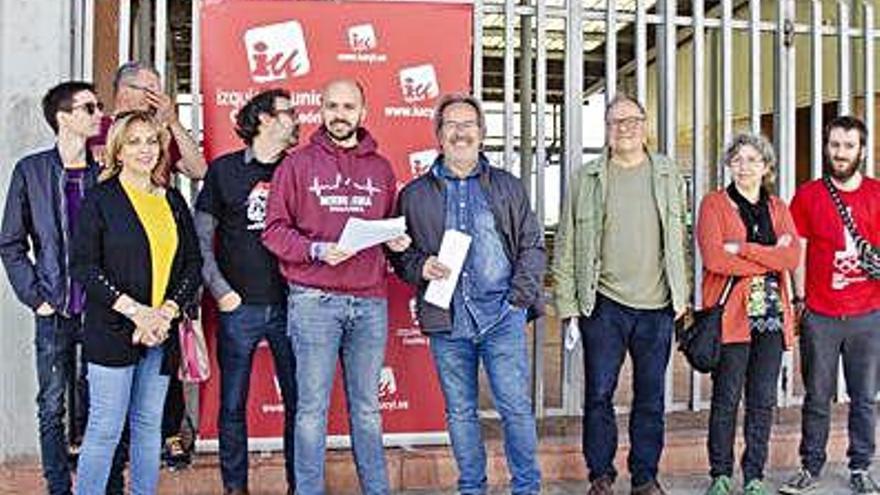 Izquierda Unida Zamora construirá una nueva piscina de verano en la Ciudad Deportiva