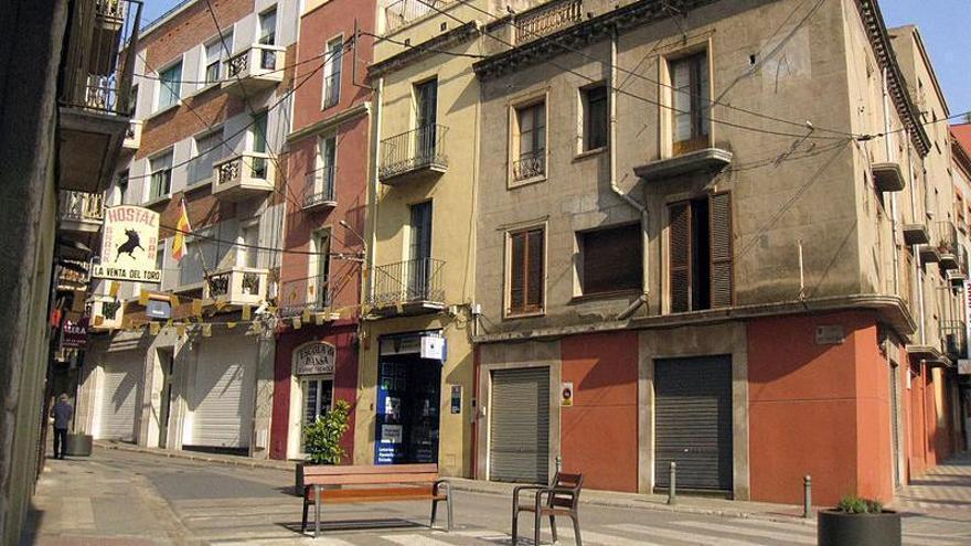 Figueres inicia dilluns les obres de renovació dels serveis d'aigua i clavegueram del carrer Pep Ventura