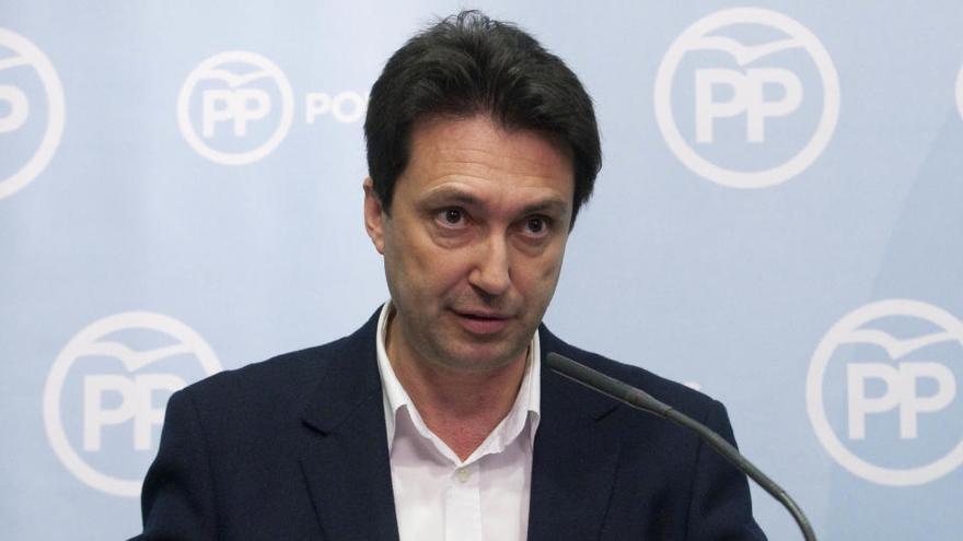 Betoret no recuerda ni quién le hizo la campaña electoral en Vilamarxant