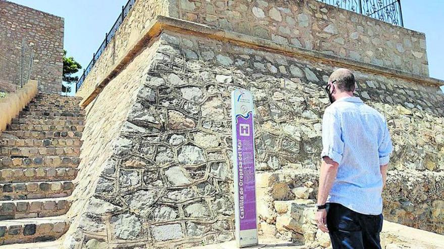 Orpesa construirá una pasarela para garantizar la accesibilidad al castillo