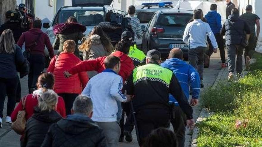 """La profesora de Huelva fue violada, pero el asesino confeso afirma que """"no pudo"""""""
