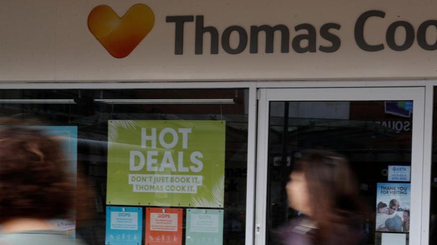 El Gobierno aprueba líneas de crédito de hasta 700 millones por Thomas Cook