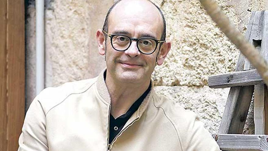 "Sebastià Alzamora: ""Aportaré todo lo que pueda al Institut d'Estudis Catalans"""