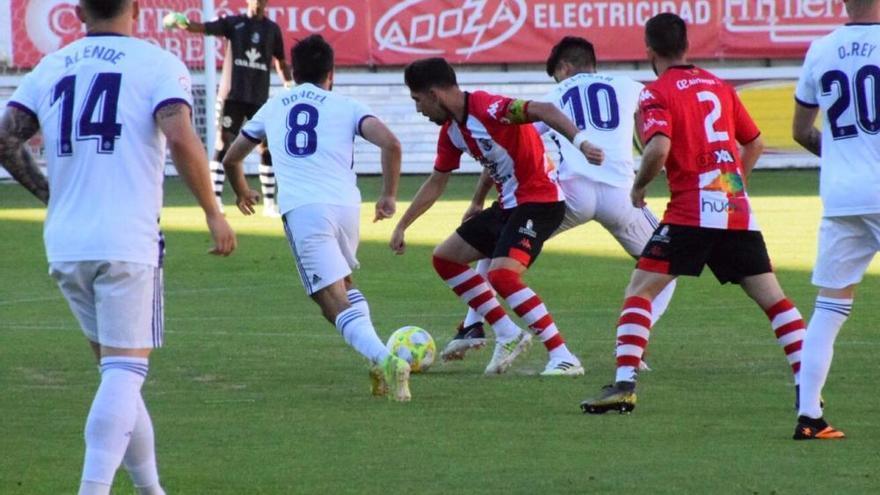 El Zamora CF vuelve al Ruta con victoria