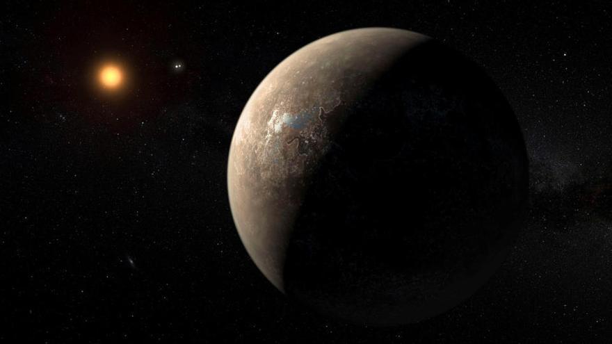 Reafirman la existencia del exoplaneta Pictoris c con una primera imagen directa