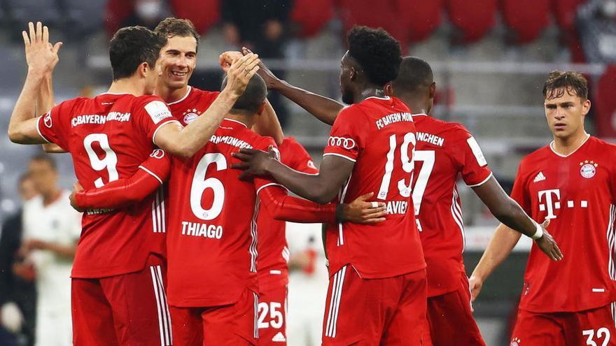 El Bayern de Múnich se clasifica para su séptima final de Copa en nueve años