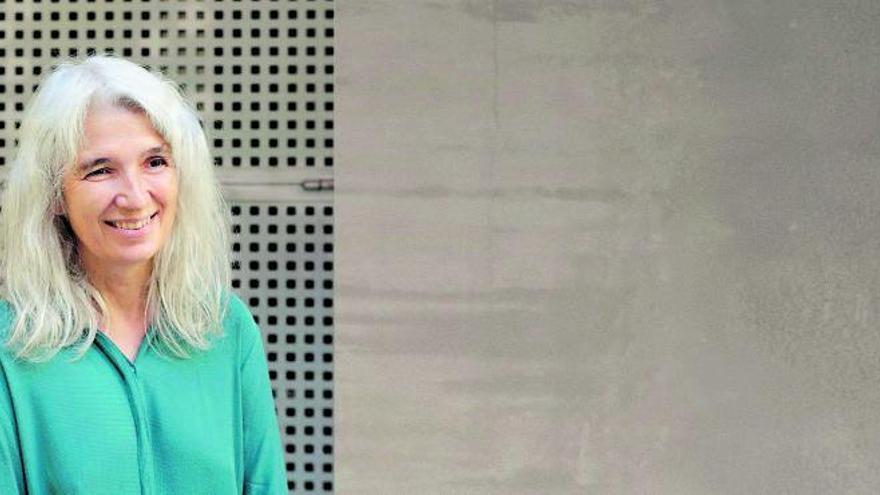 Belén Gopequi: «La bondad exige enfrentarse a la injusticia con toda la fuerza»