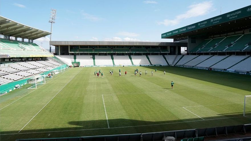 El Córdoba CF tendrá como rivales a los cinco equipos canarios en Segunda RFEF