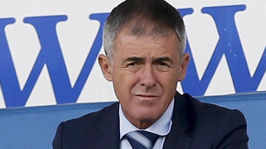 Lucas Alcaraz, nuevo técnico del Granada hasta final de temporada