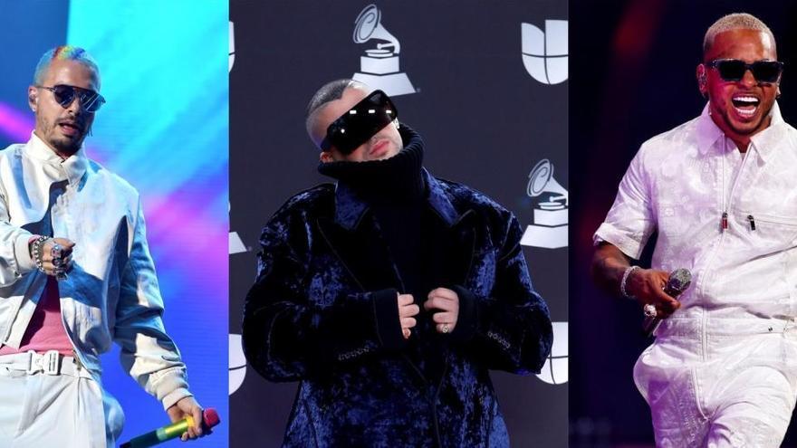 J Balvin, Bad Bunny y Ozuna dominan en las nominaciones a los Grammy Latinos