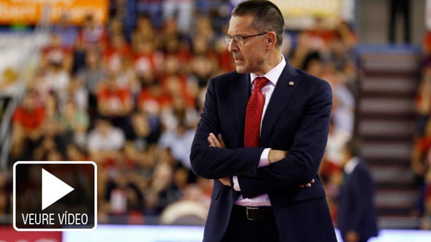 El Baxi vol retrobar el camí del triomf a la lliga contra el Bilbao