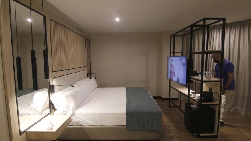 Así es el nuevo hotel Soho Boutique de la avenida de América