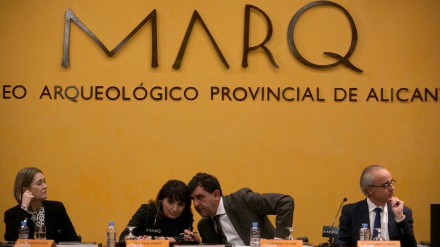 """Exposicion """"Ídolo. Miradas milenarias"""" en el MARQ"""