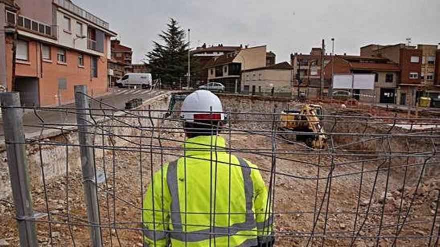 Coronavirus en Zamora   El cese de la actividad no esencial obliga a parar a 6.000 obreros de la construcción