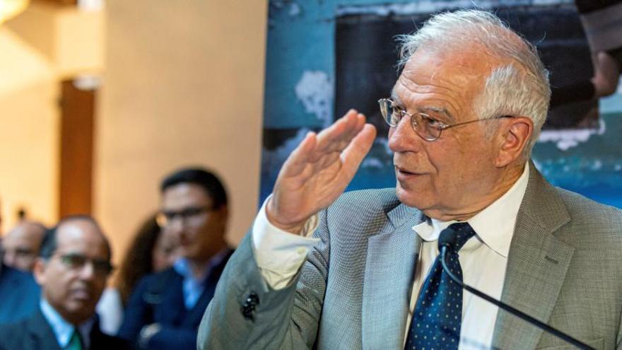 """Rusia cita al embajador español por unas palabras """"inamistosas"""" de Borrell"""