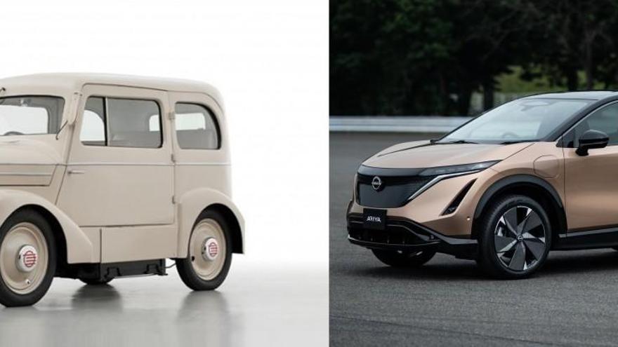 12 modelos de Nissan que han marcado el camino hacia un futuro eléctrico