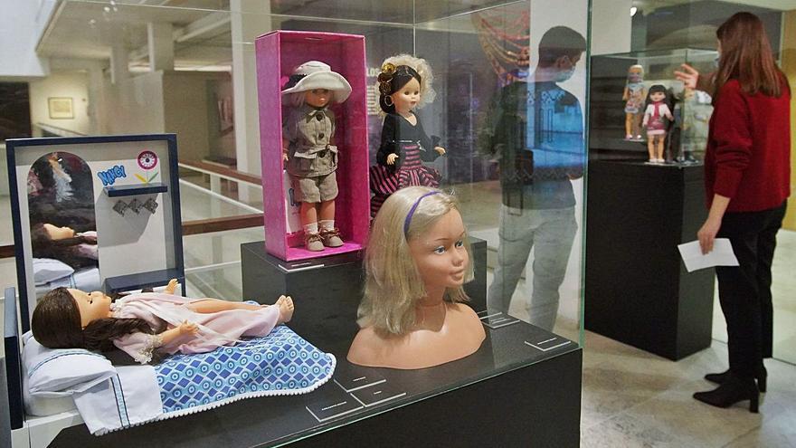 Últimos días para ver la exposición de la muñeca Nancy en Zamora