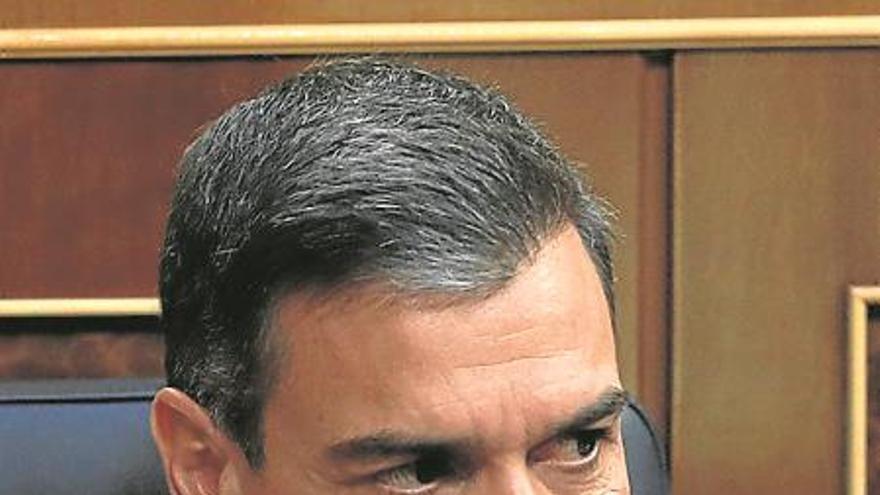 Sánchez contra 'mundum'