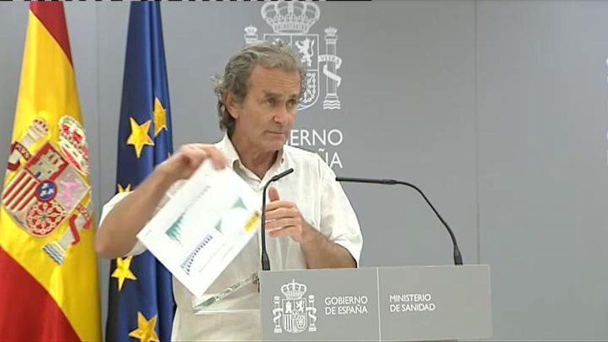 Fernando Simón encabezará la próxima semana un foro en La Laguna sobre la pandemia