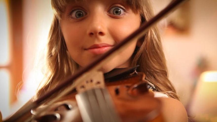 'Su Majestad la Orquesta' acerca el Festival de Música de Canarias a 2.500 escolares
