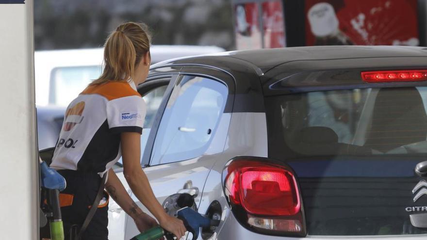 Esta es la gasolinera más barata de Asturias para repostar este fin de semana