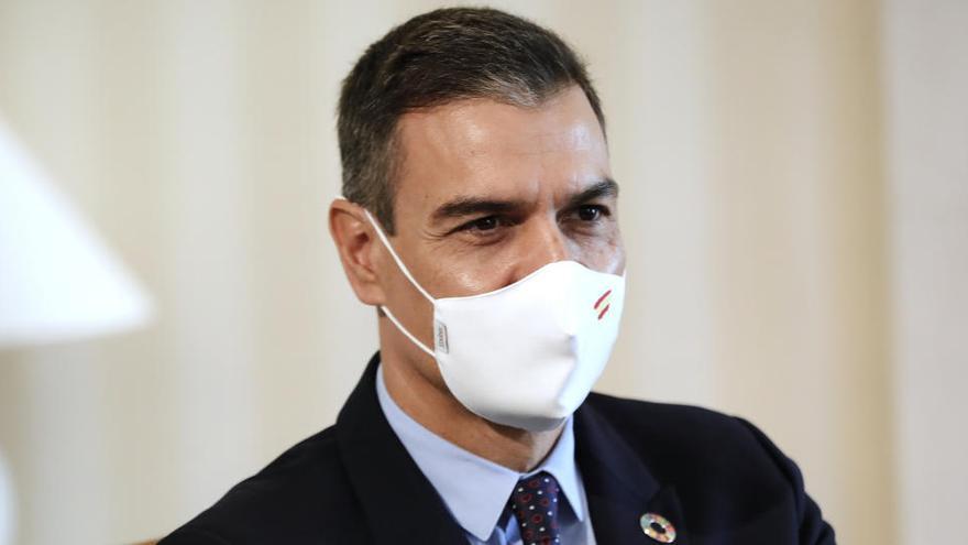 Sánchez comunica que no acudirá a la sesión de control del miércoles en el Congreso
