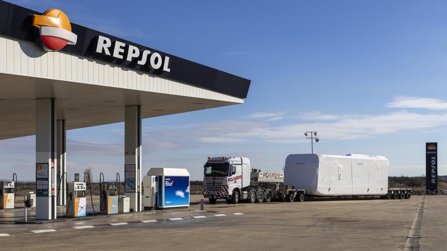 Repsol: Movilidad sostenible para el transporte por carretera