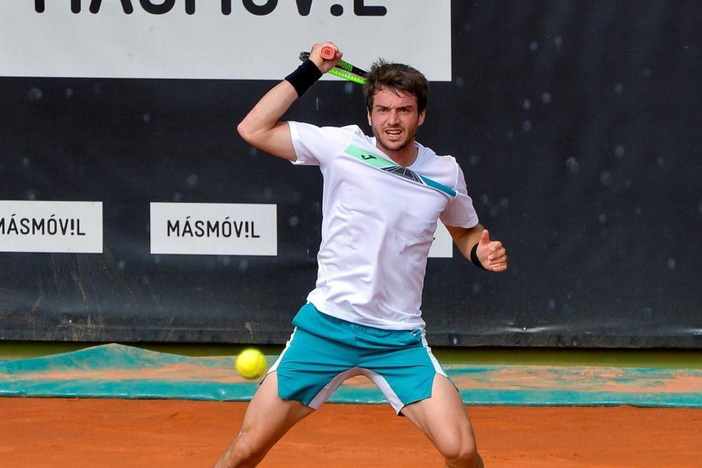 Pedro Martínez Portero, doble campeón en Marbella
