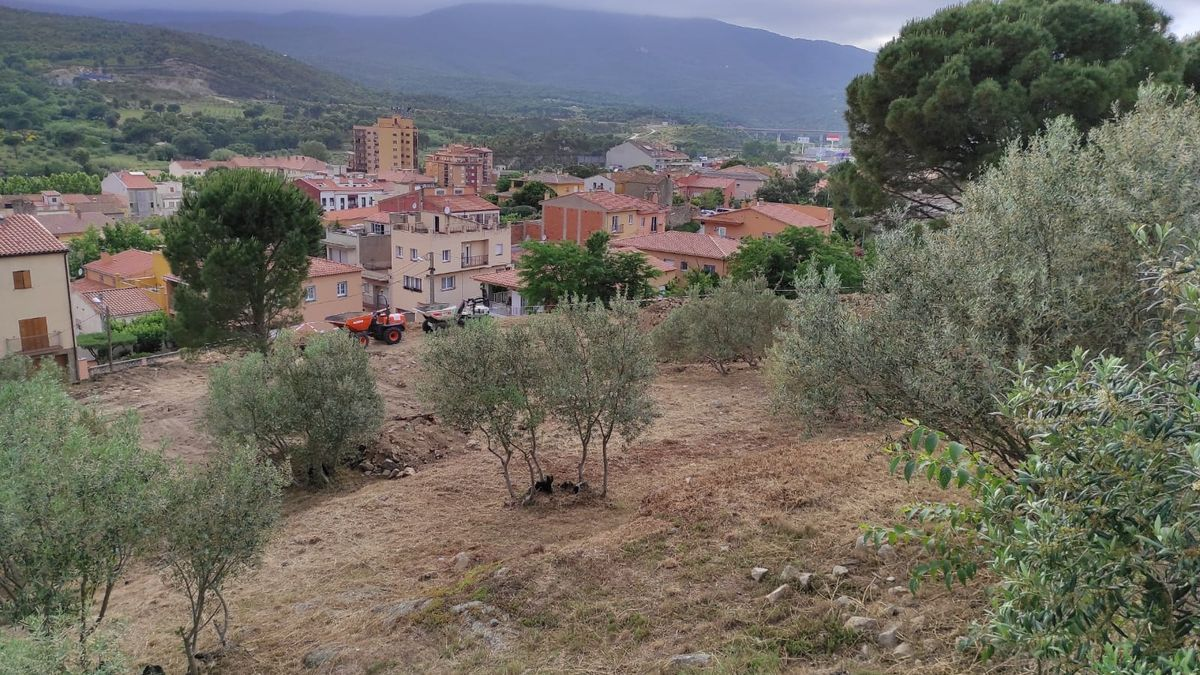 L'Ajuntament de La Jonquera ha impulsat el projecte constructiu d'un aparcament municipal al carrer Albera