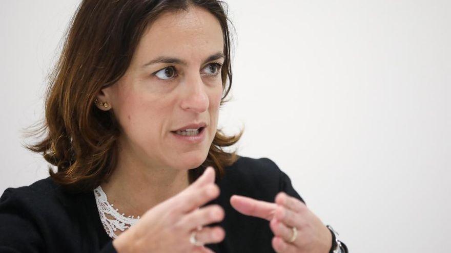 Elena Tejedor sustituye a J. A. Germán en el comité de dirección