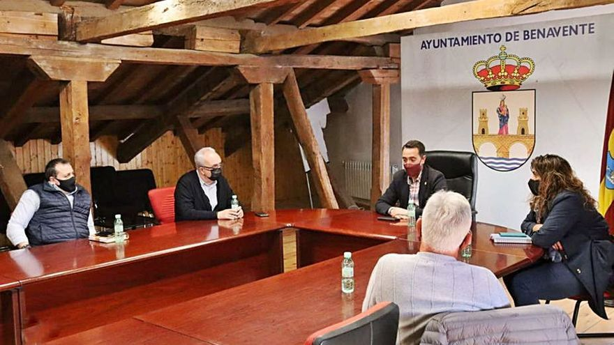 Ayuntamiento de Benavente y FeSP-UGT, nuevo comienzo