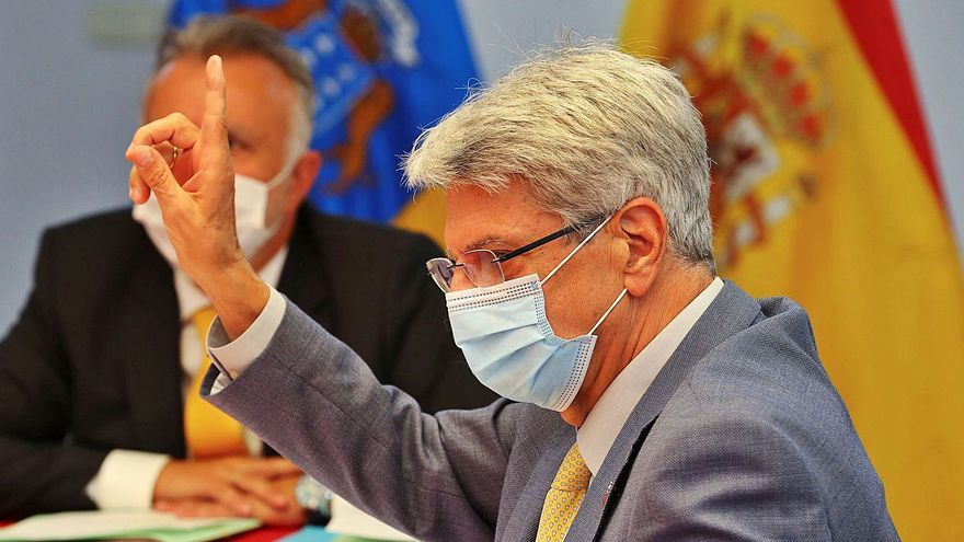El Gobierno abre Canarias a países con bajas cifras de Covid y a vacunados