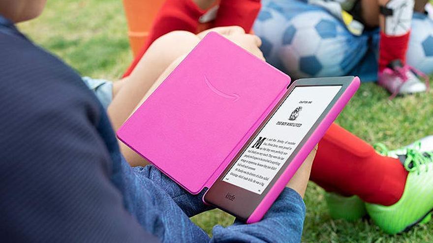 Amazon lanza el Kindle para niños