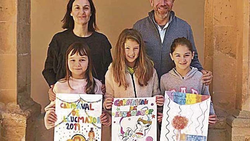 Premio al cartel de Carnaval de Llucmajor
