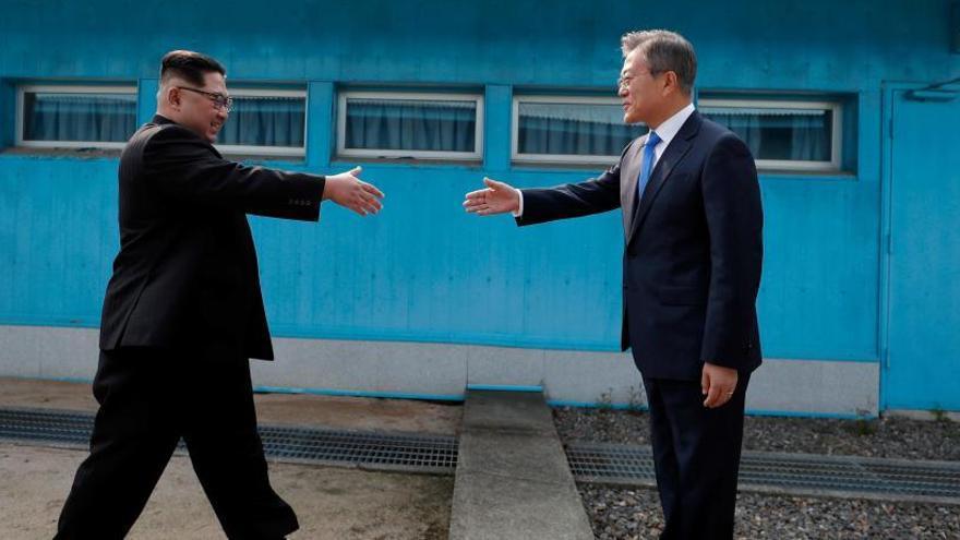 Kim Jong Un y el presidente surcoreano se reunirán este mes en Pyongyang