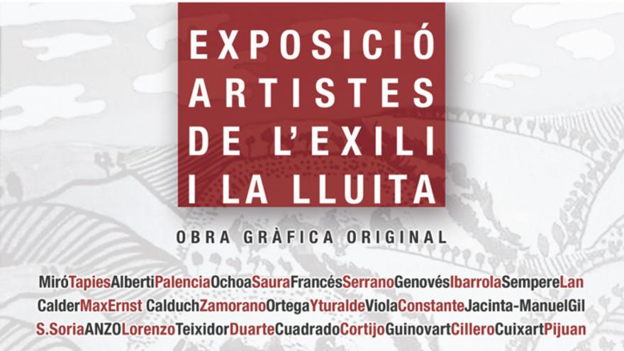 Artistes de l'Exili i La Lluita
