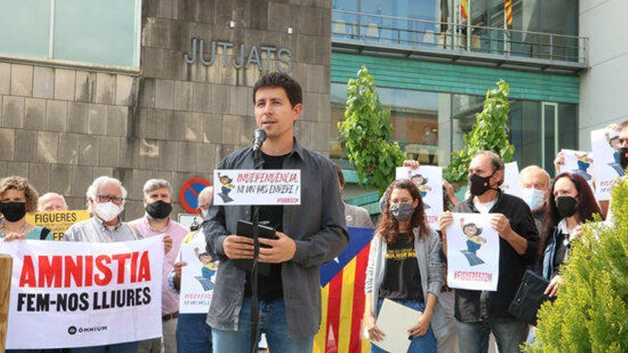 """Figueres acollirà el dia 22 un acte de suport als """"represaliats"""""""
