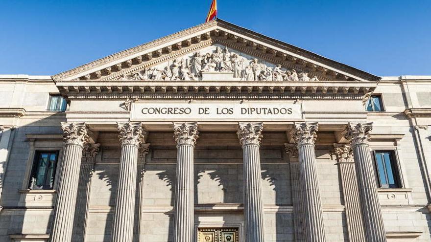 El Congreso aprueba congelar el salario de los diputados