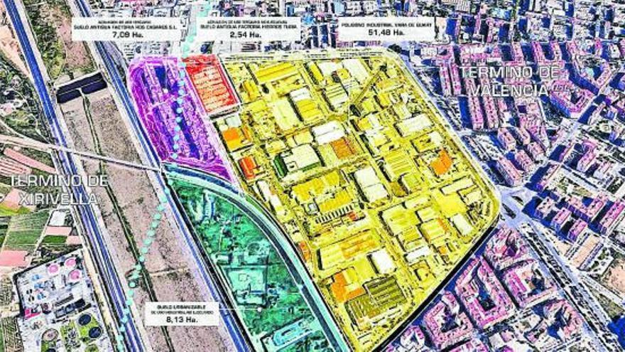 El gurú del 22@ de Barcelona diseñará el barrio tecnológico de Vara de Quart