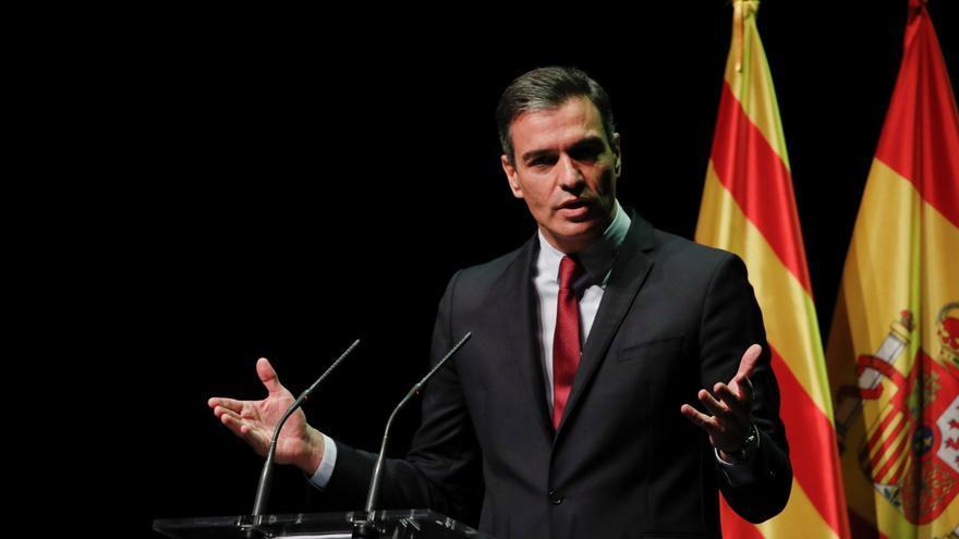 Sánchez anuncia que el Gobierno aprobará mañana los indultos a los presos del 'procés'