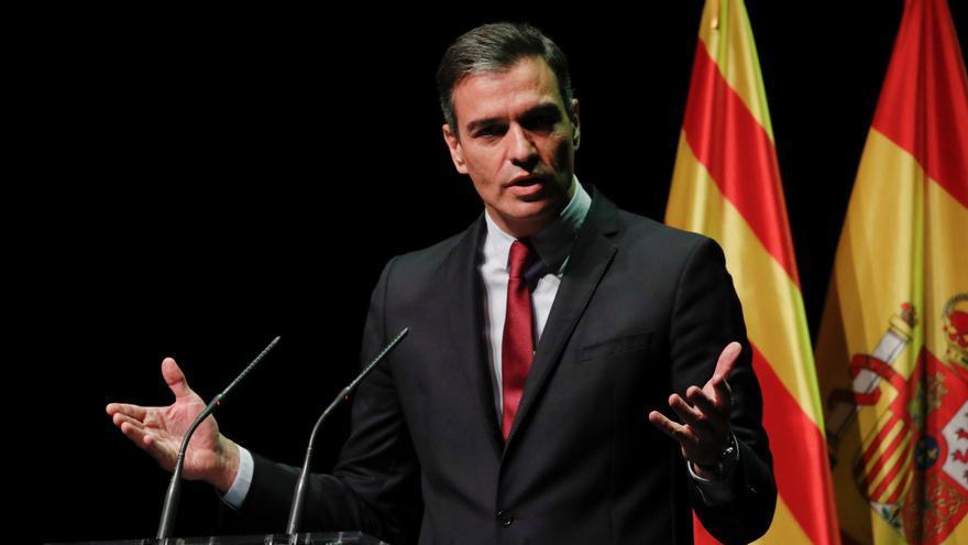 Sánchez anuncia que mañana llevará al Consejo de Ministros el indulto a los nuevos políticos del 'procés'