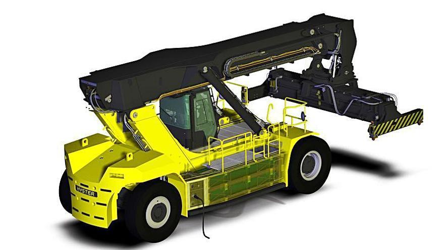Los tractores de hidrógeno se preparan para desembarcar en las terminales de Grimaldi y MSC