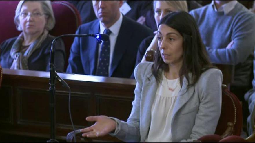 El Supremo eleva en dos años la condena a Raquel Gago
